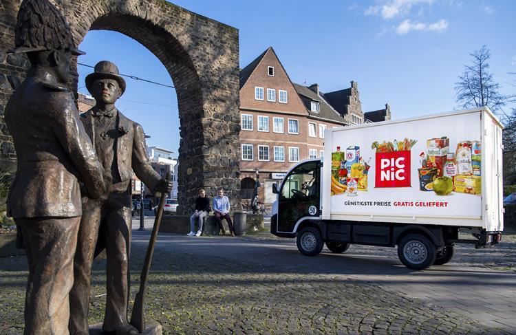 NRW.INVEST unterstützt Picnic bei der Expansion