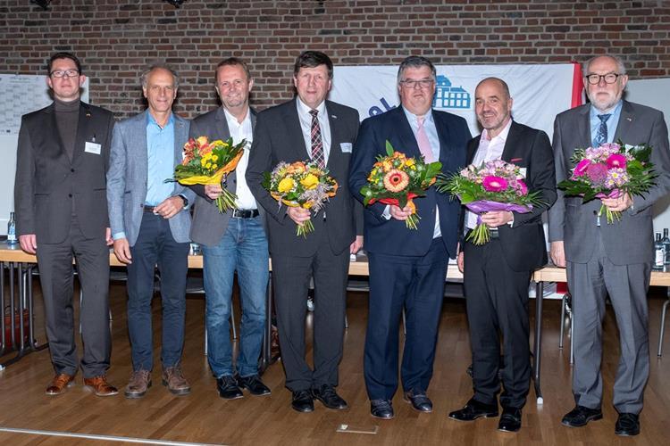 Neuer Vorstand für die Euregio Rhein-Waal