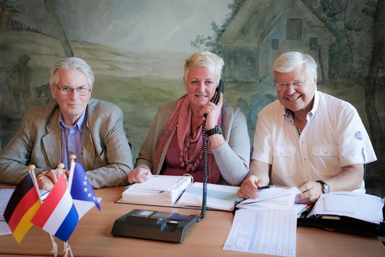 Sprechstunde bei der Euregio Rhein-Waal am 27. November