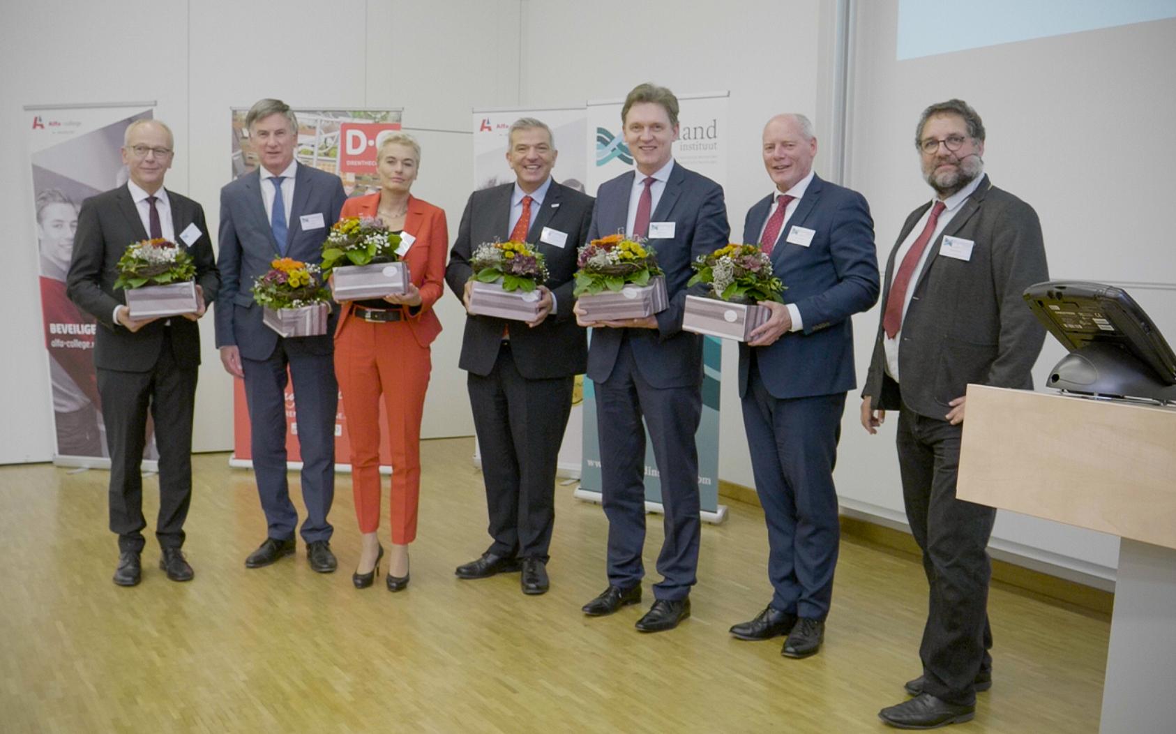 Jaarlijks grensoverschrijdend congres Rijnland Instituut succes