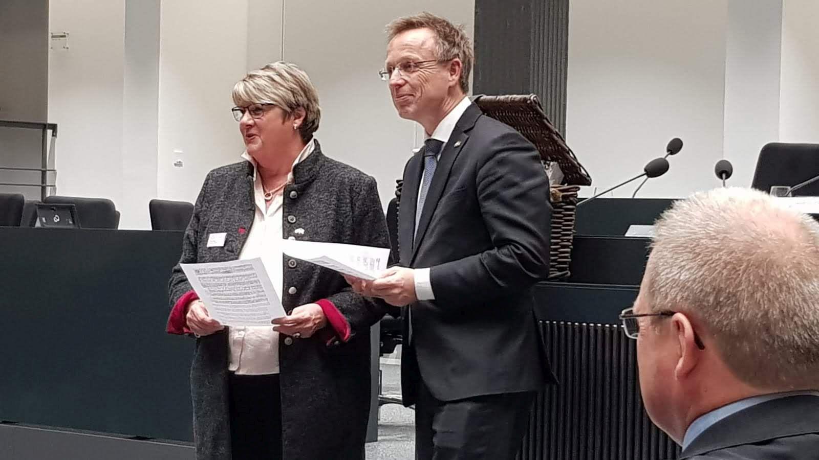Succesvolle ontmoeting Nederlandse provincies en deelstaat Nedersaksen
