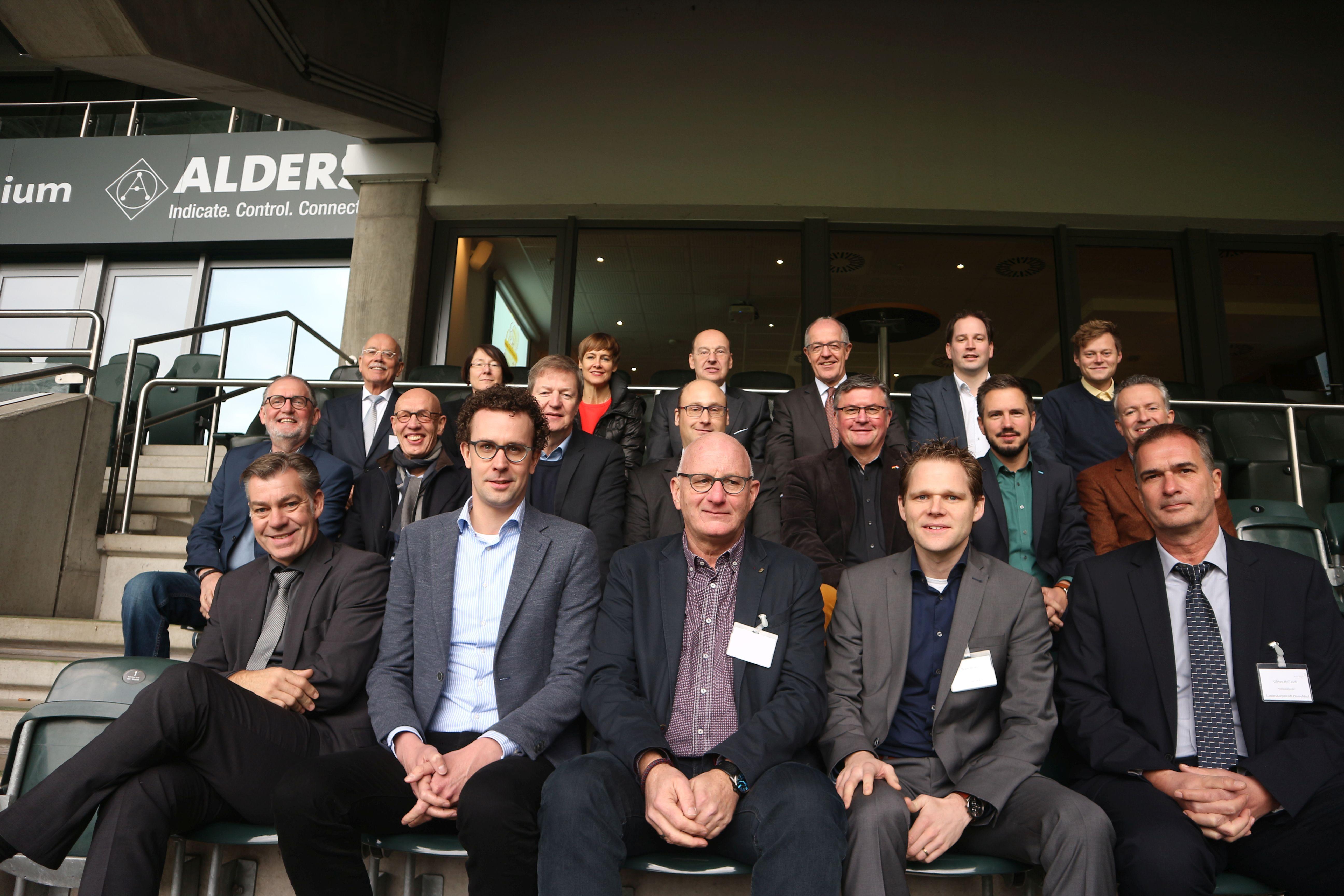 Nederlandse en Duitse gemeentebestuurders leren van de buren