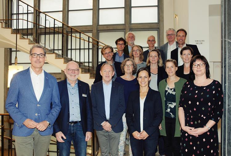Stadt Münster trifft Vertreter der niederländischen Wasserwirtschaft