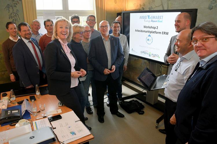 Arbeitsmarktplattform soll Arbeitsmobilität in der Euregio Rhein-Waal steigern