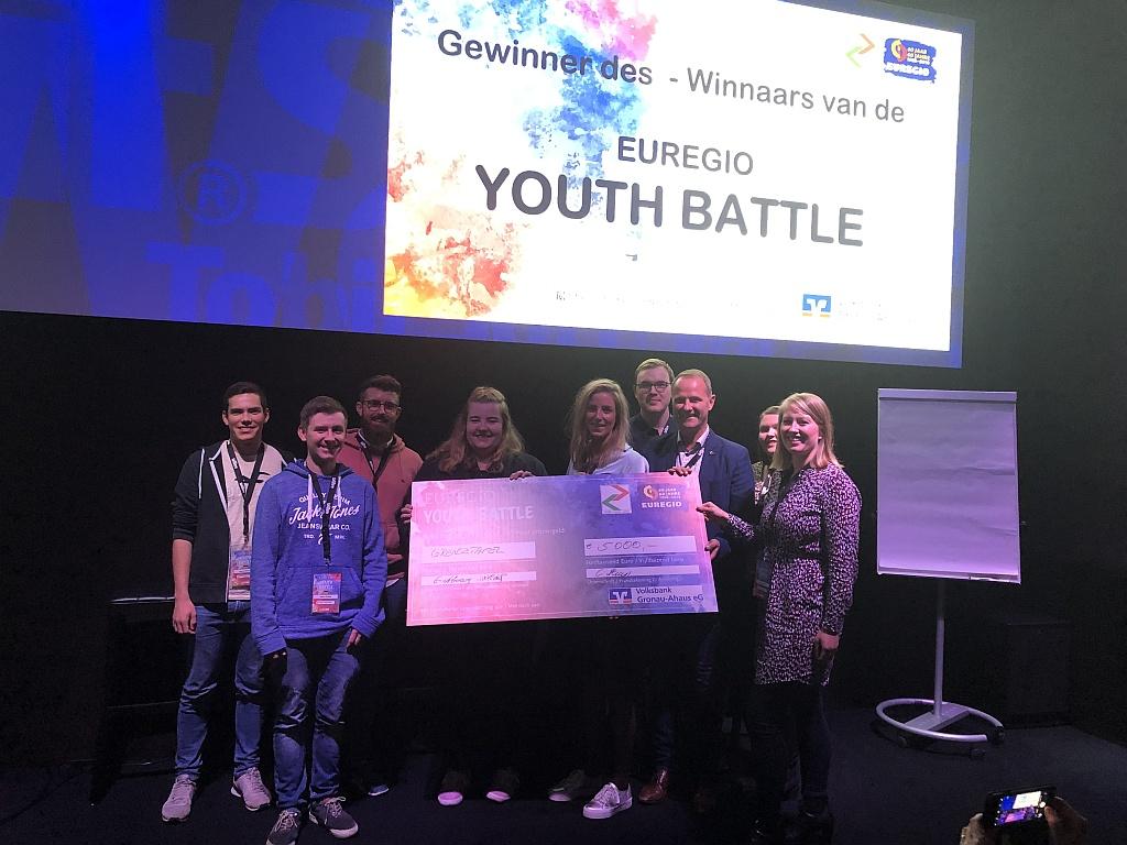 Aanmelding voor 2e editie Youth Battle geopend