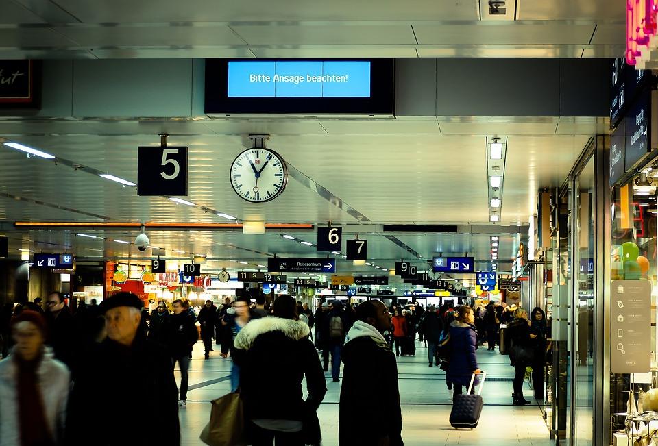 Directe trein Eindhoven – Düsseldorf onderweg