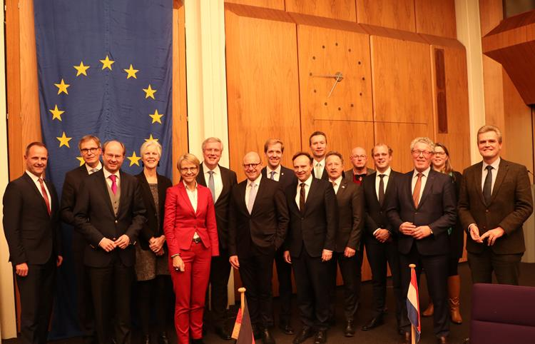 Memorandum zur grenzübergreifenden Zusammenarbeit unterzeichnet