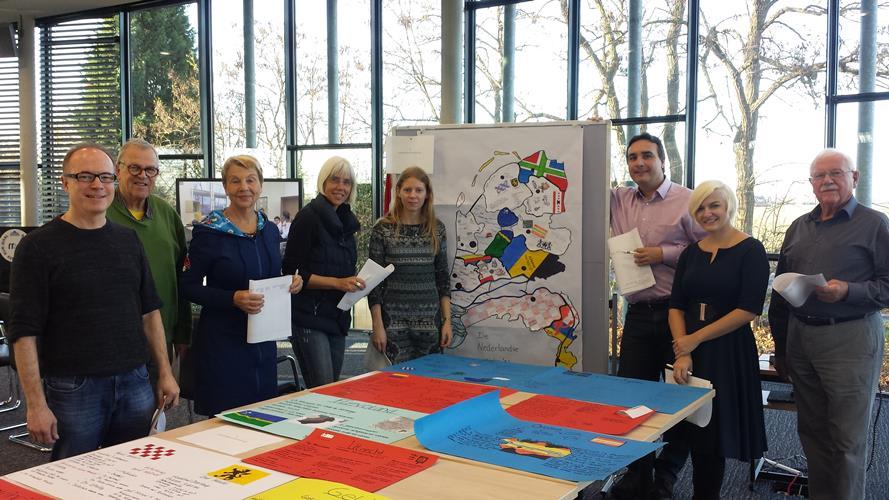 Euregio Rhein-Waal zeichnet Schüler aus