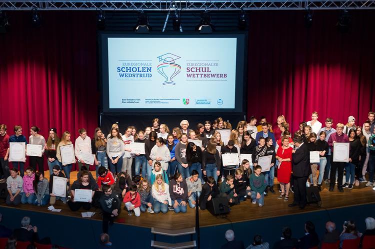 Gewinner des ersten euregionalen Schulwettbewerbs gekürt