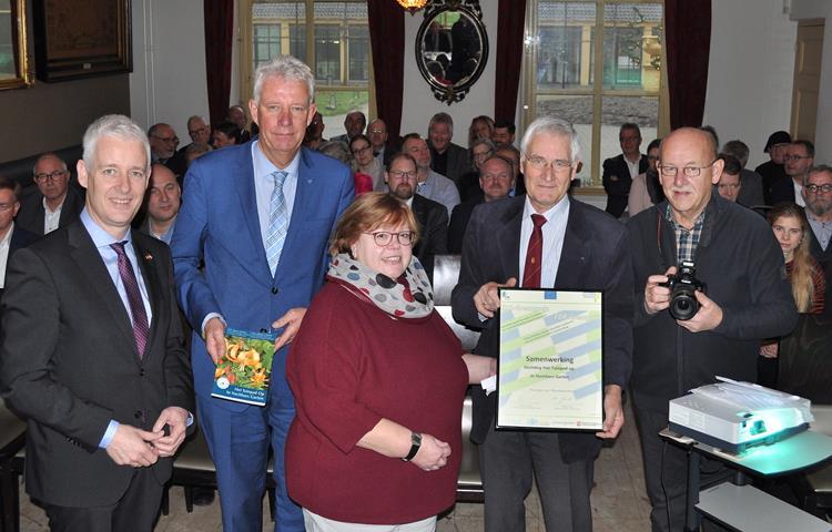 Bienen und Gärten im Blickpunkt der Verleihung des EDR-Grenzpreises