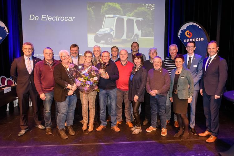 "People-to-People-EUREGIO-Preis geht an ""Electrocar"""