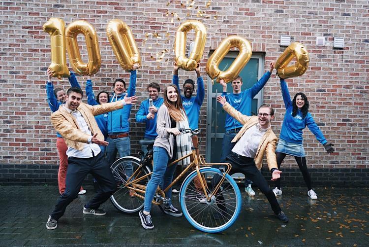 Swapfiets erobert den deutschen Fahrradmarkt