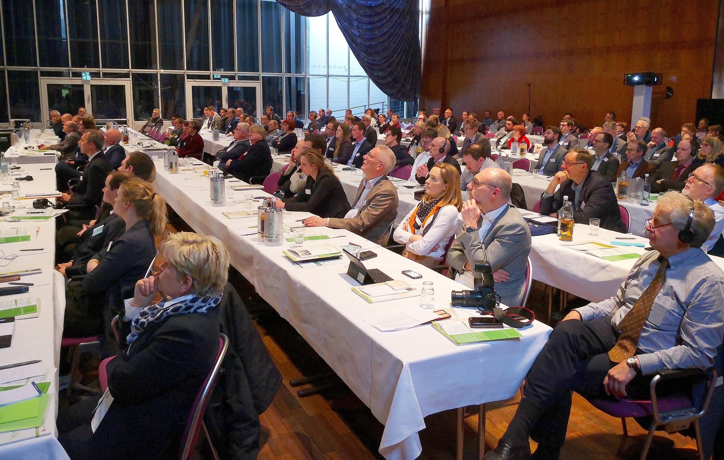 Innovatieve duurzame oplossingen bij grensoverschrijdend congres