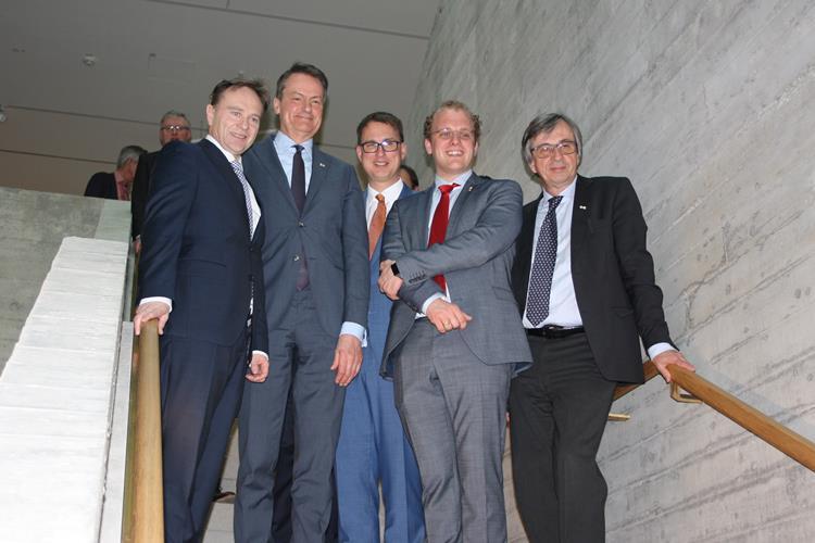 Gemeinsam auf Arbeitsbesuch im Westmünsterland