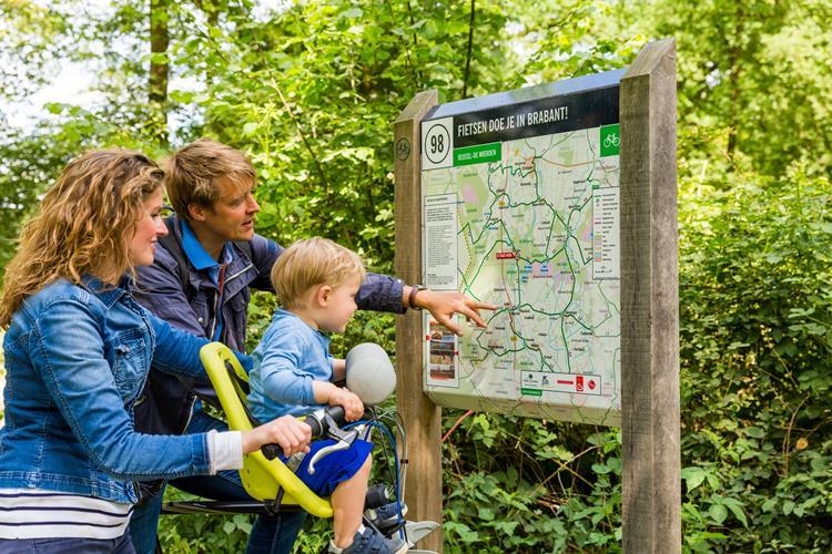 Neue Rad- und Wandererlebnisse in Nordbrabant