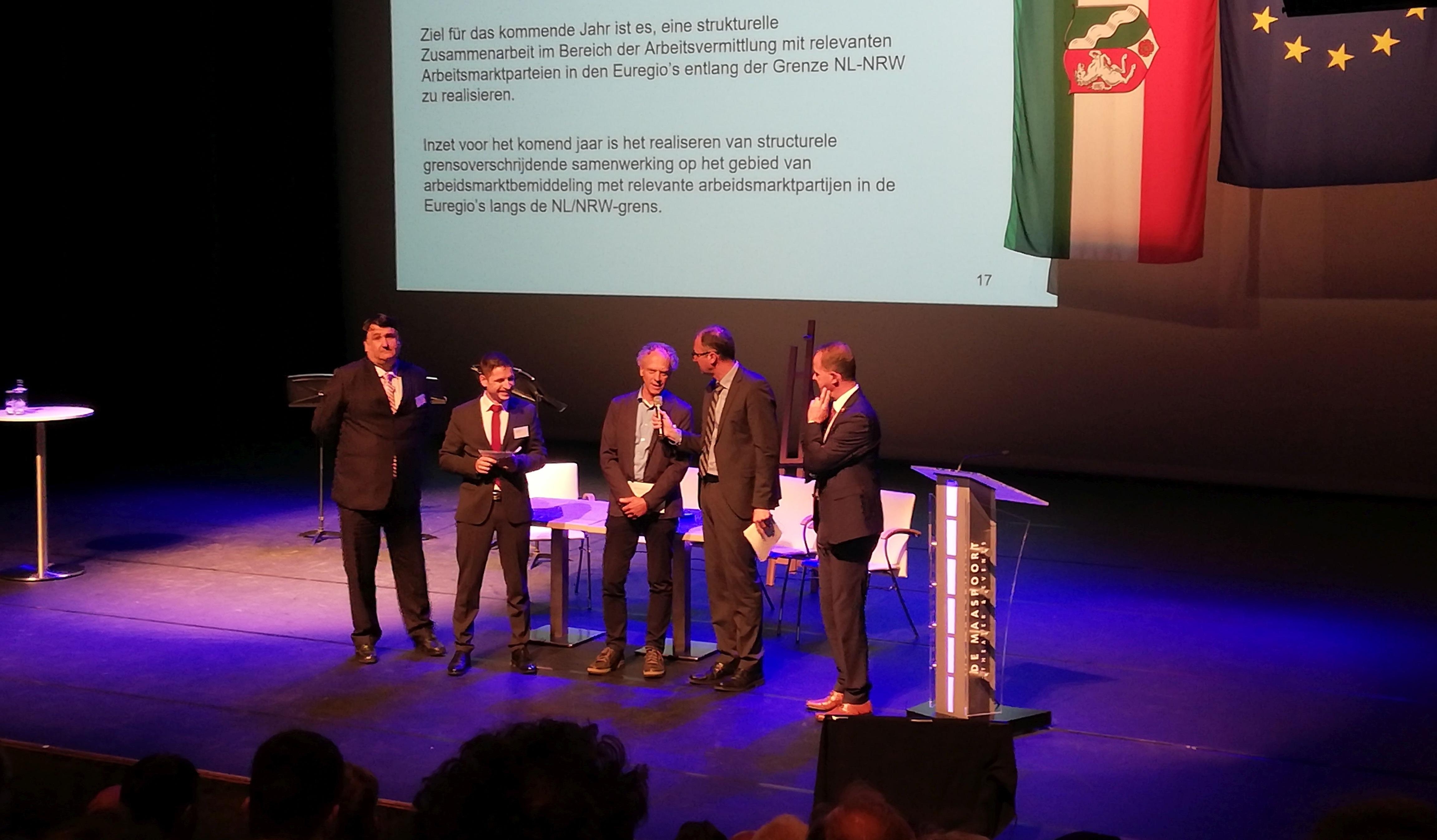 Succesvolle eerste Grenslandconferentie tussen Noordrijn-Westfalen en Nederland