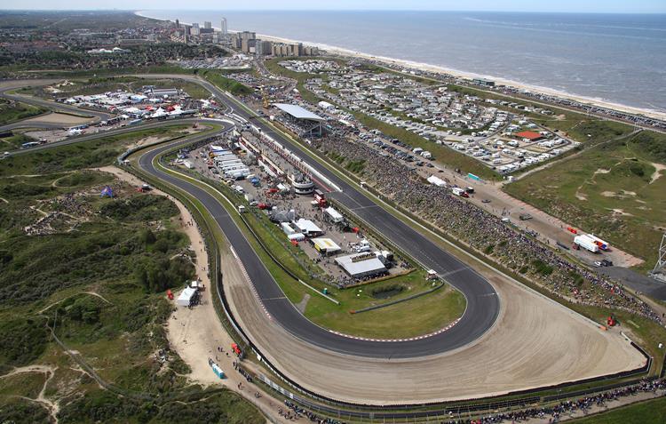 Formel 1 ist zurück in Zandvoort