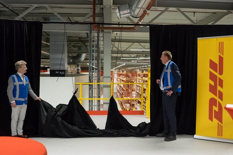 DHL eröffnet Life Sciences & Health Care Campus in Nimwegen