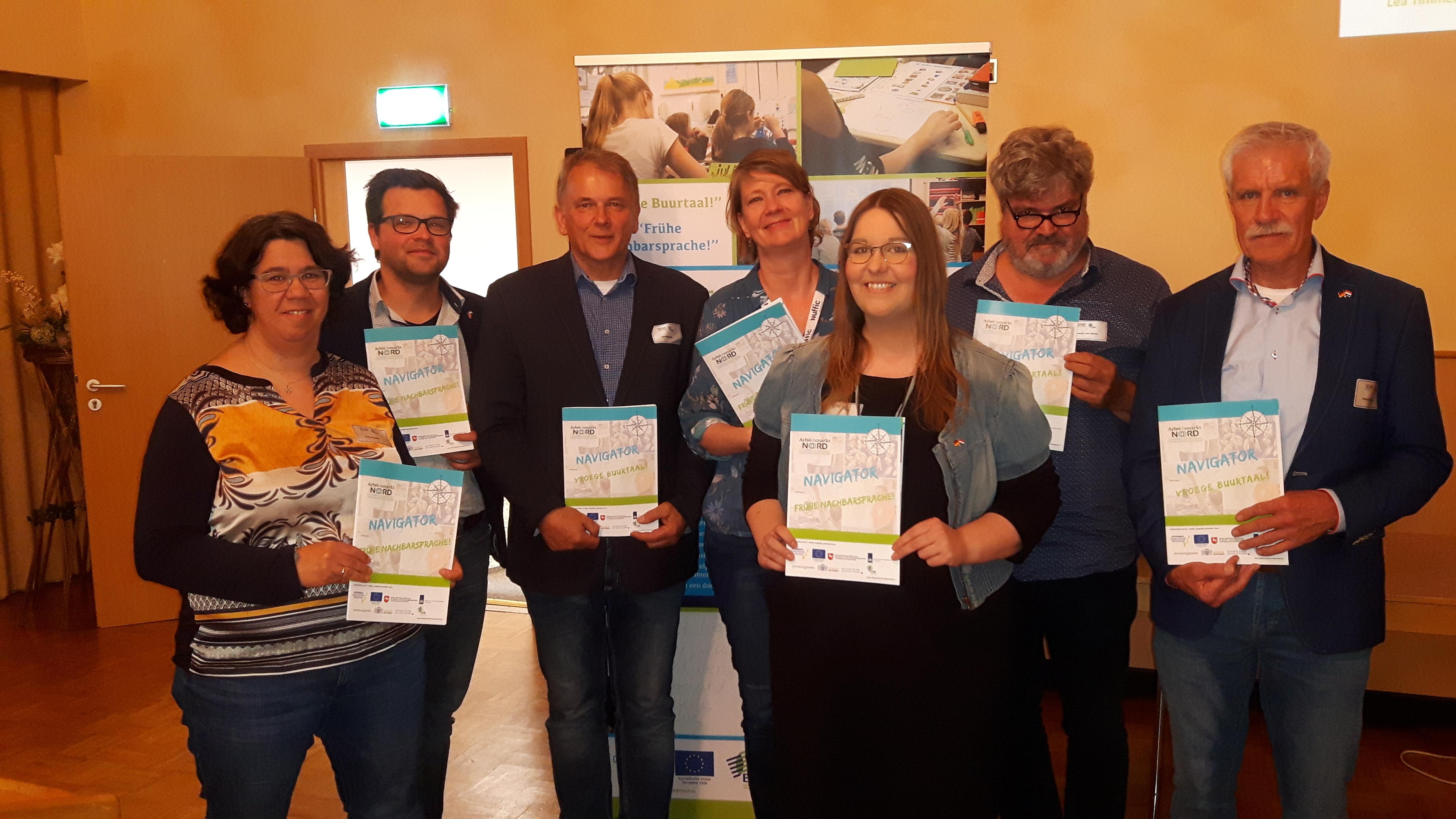 Nederlands-Duits project 'Vroege Buurtaal!' presenteert 'Navigator Vroege Buurtaal!'