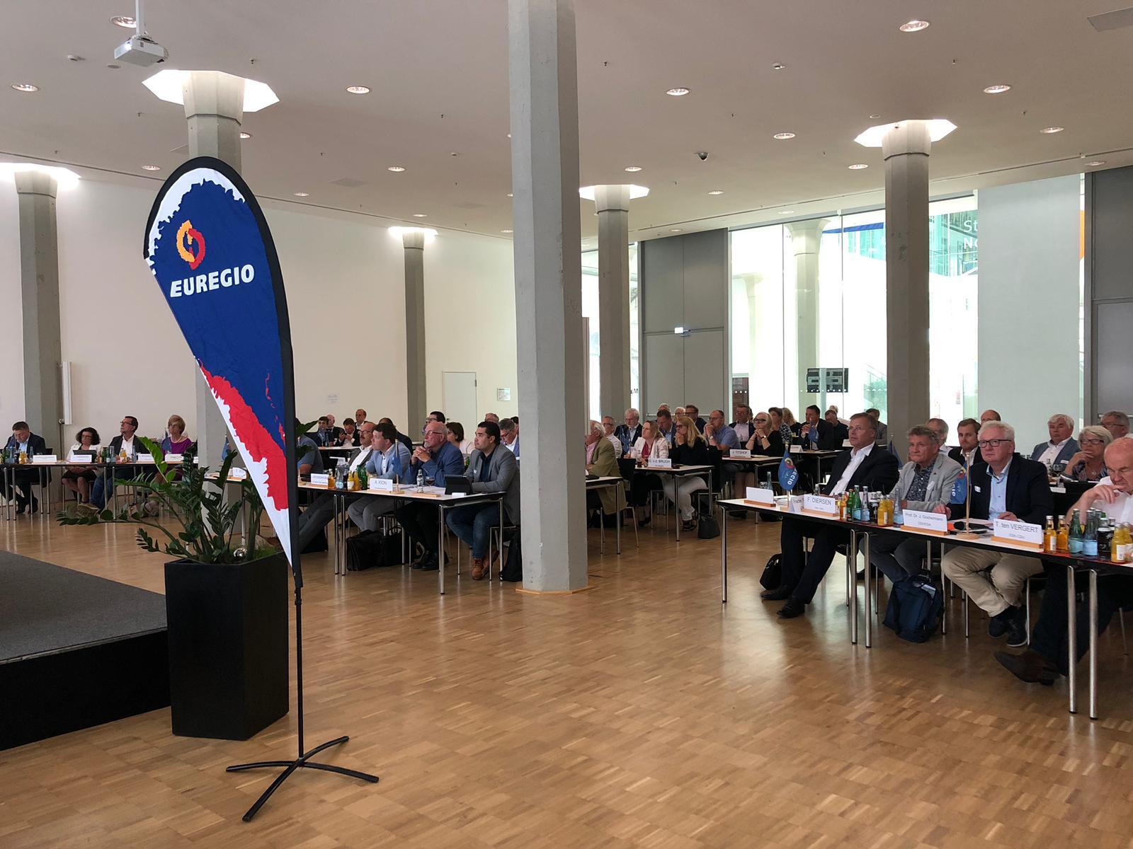 Positieve ontwikkelingen centraal tijdens EUREGIO-raadsvergadering