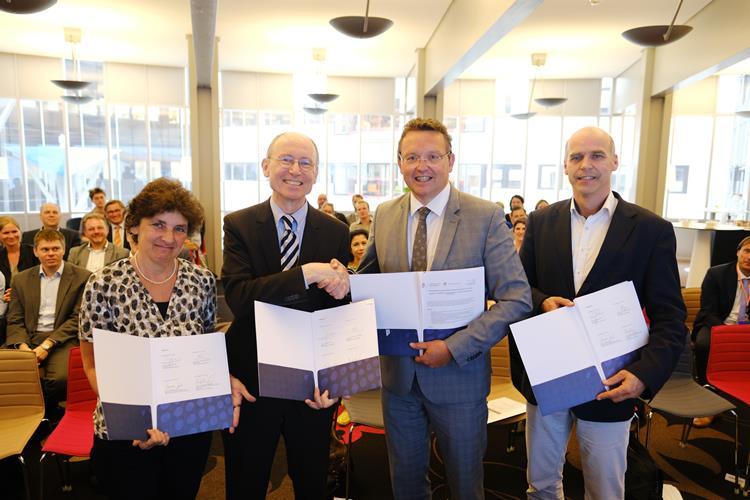 Universität Oldenburg erneuert Kooperationsvertrag mit Groningen