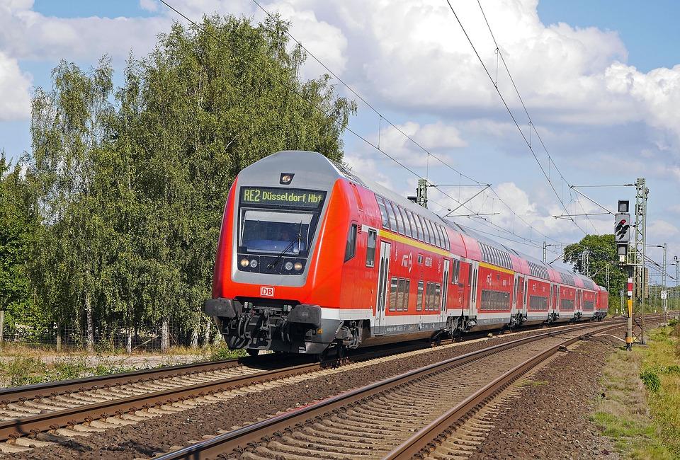 'Speeddaten' met de Deutsche Bahn