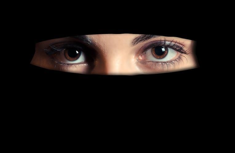 Burkaverbot in den Niederlanden