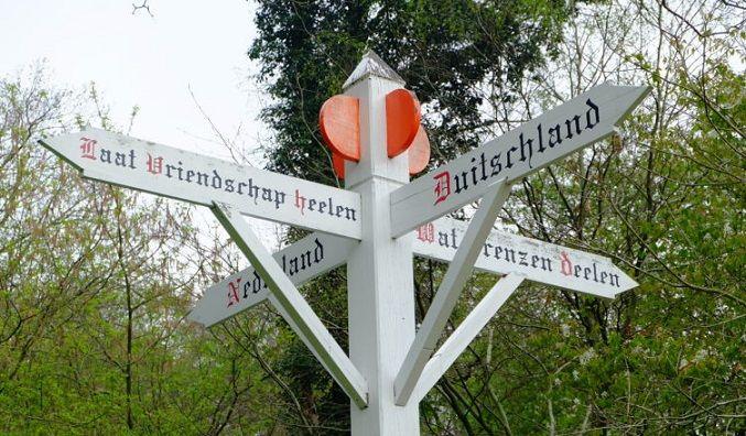 Gemeente Emmerich am Rhein op bezoek bij Nederlandse buren