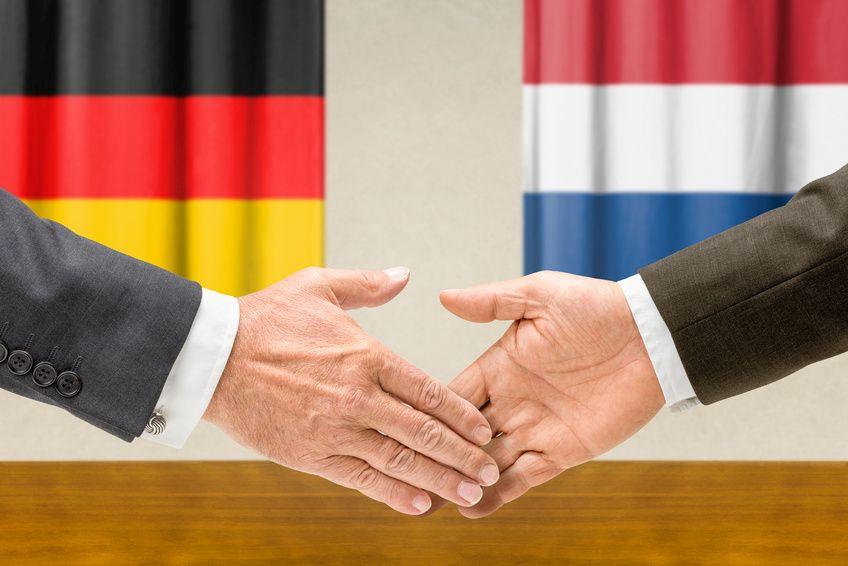 Nederlands-Duitse handel stabiel gebleven