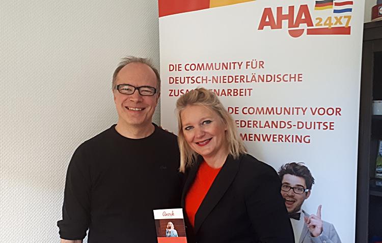 Premiere für ersten deutsch-niederländischen Podcast