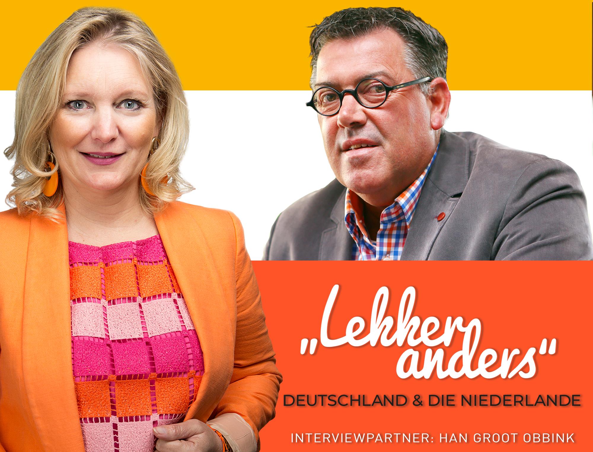Podcast 'LEKKER Anders': in gesprek met Han Groot Obbink