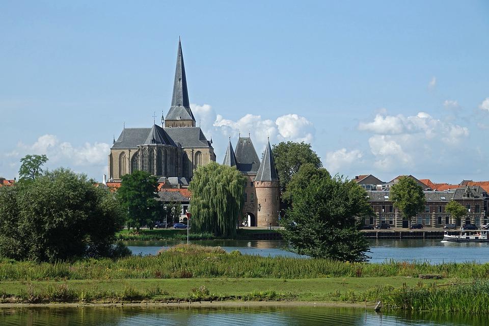 Steeds meer Duitse toeristen in Nederlandse Hanzesteden