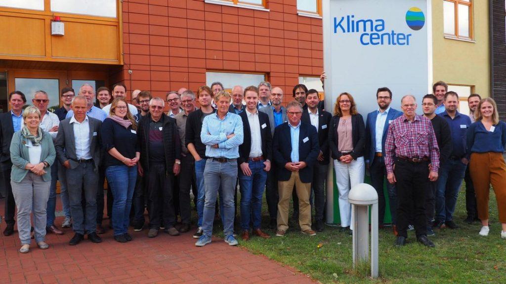Projectpartners Groene Kaskade presenteren grensoverschrijdende innovatie
