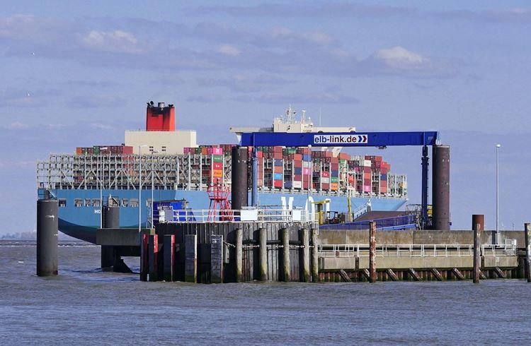 Arbeitstreffen der Nordsee-Häfen