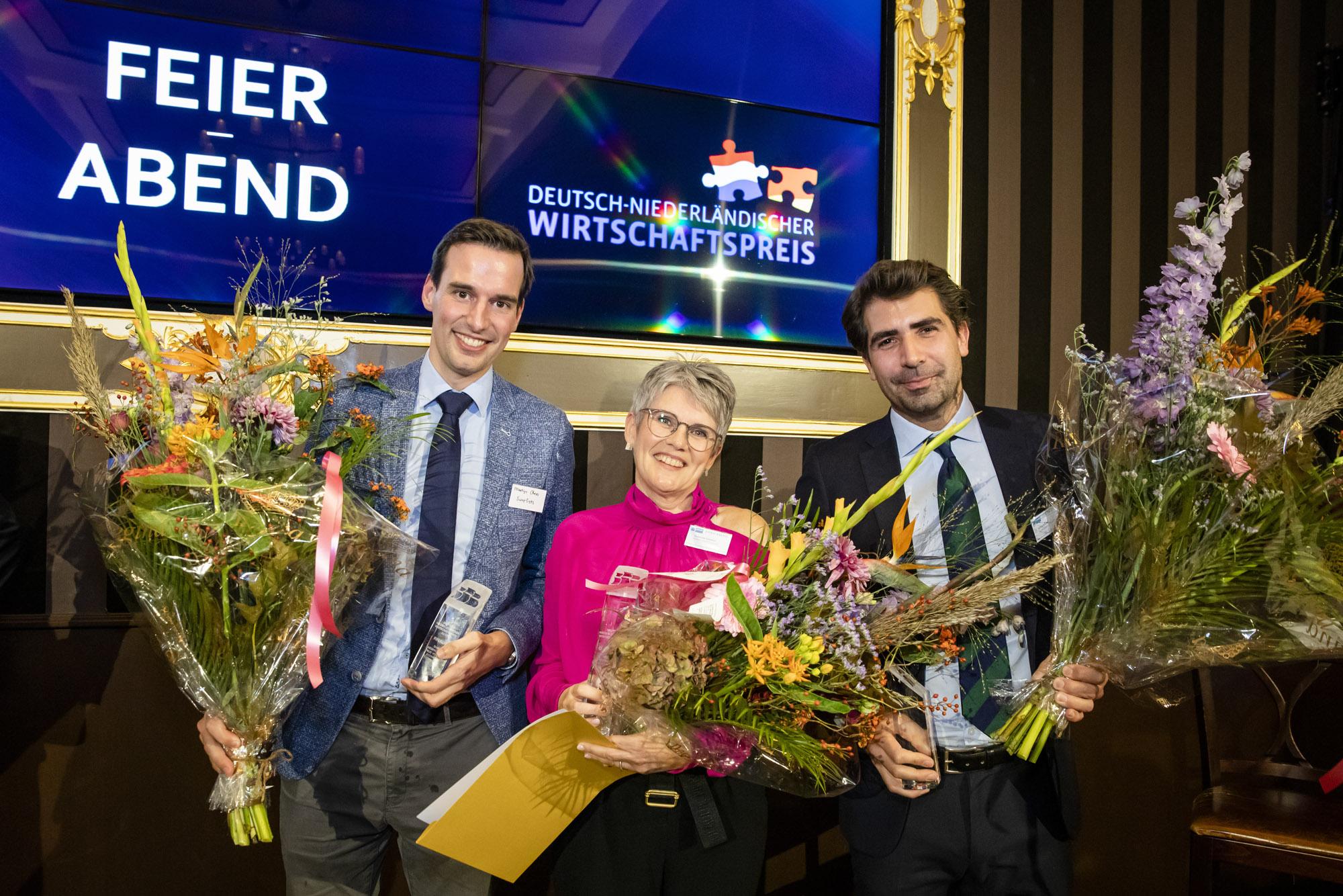 Super-Surf wint de Duits-Nederlandse Prijs voor de Economie 2019