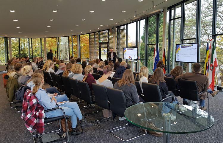 Studium in den Niederlanden bietet viele Chancen