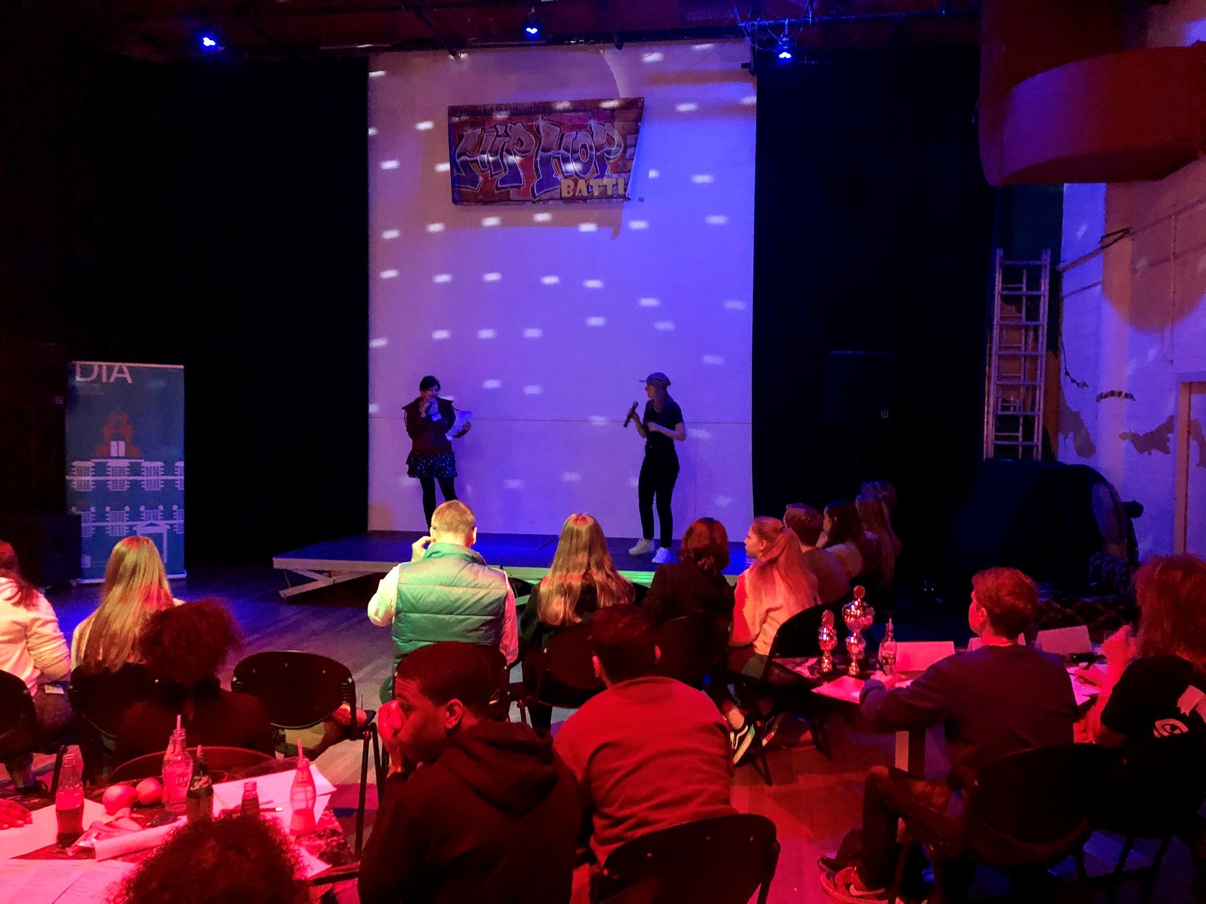 Amsterdamse scholieren winnen Duitse Hiphop-Battle