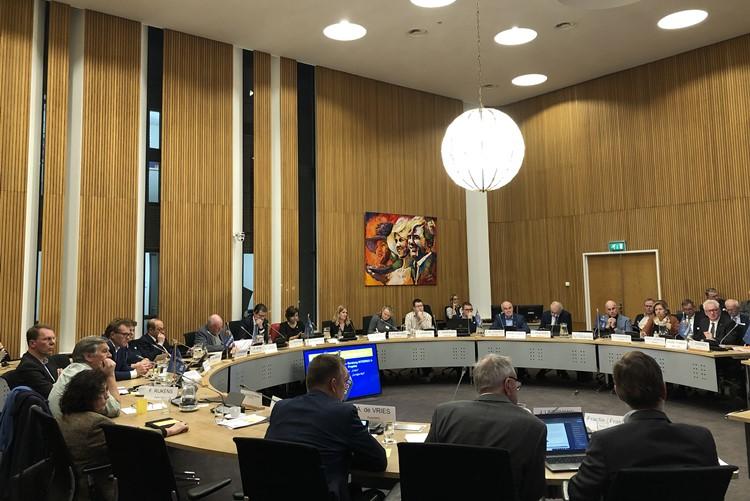 EUREGIO stellt Weichen für grenzenlose Zusammenarbeit