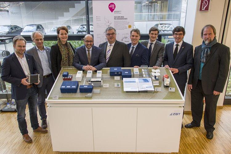 Kommunales Spitzentreffen zu deutsch-niederländischen Kooperationen
