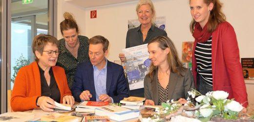 Grenzüberschreitendes Projekt der Bibliotheken Suderwick und Achterhoekse Poort