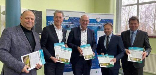 Gemeenschappelijke start van 2020 voor Duitse Landräte en Nederlandse dijkgraven