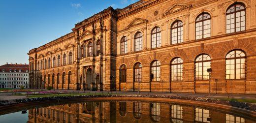 Minister-president Rutte aanwezig bij heropening Sempergalerie in Dresden