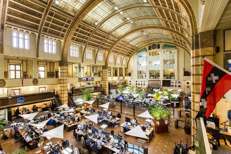 Blog: Goede reis! Deutsche Unternehmen und die Euronext Amsterdam