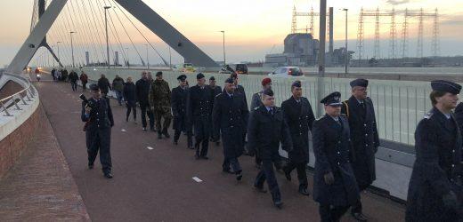 Nederlanders en Duitsers lopen op 22 februari samen Sunset March