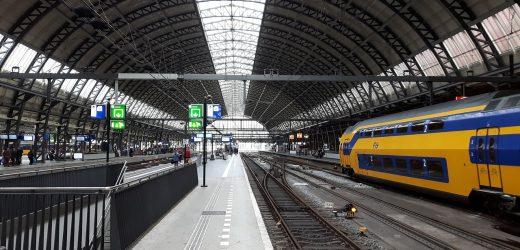 Voorlopig geen intercity tussen Amsterdam en Aken