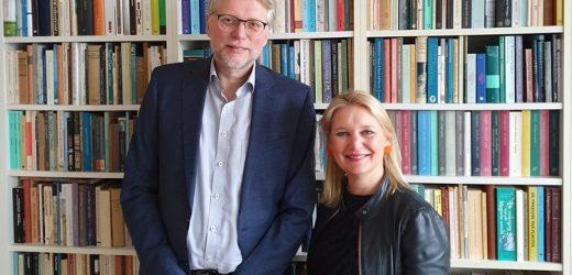 """Podcast """"LEKKER Anders"""" – Im Gespräch mit Prof. Dr. Jan Konst"""