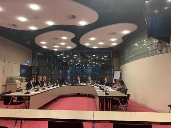 EUREGIO-voorzitter Rob Welten pleit in Den Haag voor meer aandacht voor grensregio