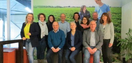 Grenzüberschreitendes Agrobusiness-Projekt auf der LaGa