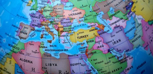 Blog: Europa, waar ben je?