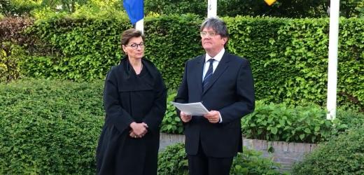 Nederlands-Duitse Dodenherdenking in Kleve